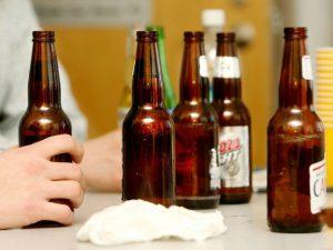 beber cerveza aumenta la ingesta de calorías