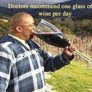 vino y dieta mediterránea