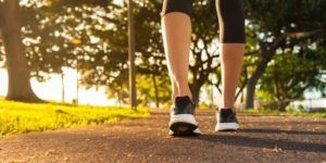 caminar para adelgazar sanamente