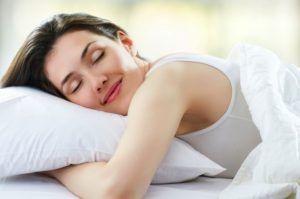 dormir para adelgazar sanamente