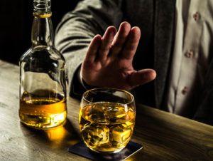 di no al alcohol