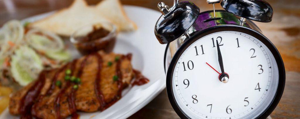 ¿Es la crononutrición realmente eficaz?  Reseñas + Tipo de menú