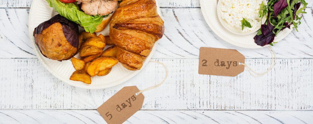 Dieta 5/2 (ayuno 2 días a la semana): explicación + consejo
