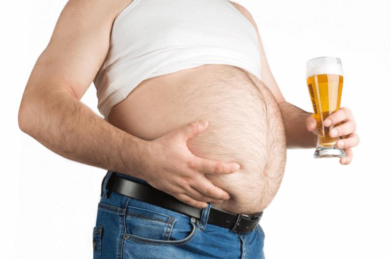 ¿Cómo perder la panza cervecera?  8 consejos para obtener resultados rápidos