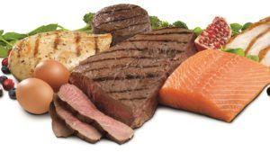 Come más proteína