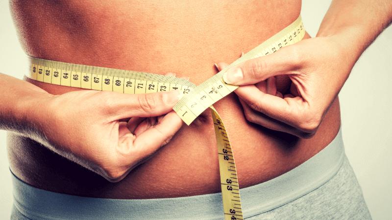 8 consejos para perder cintura + calculadora y mesa