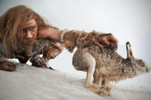 Hombre paleolítico